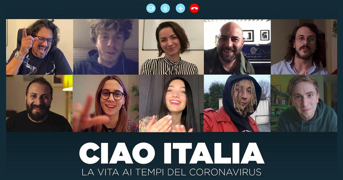 """""""Ciao Italia, come va?"""": il nuovo video dei The Jackal è un messaggio di speranza"""