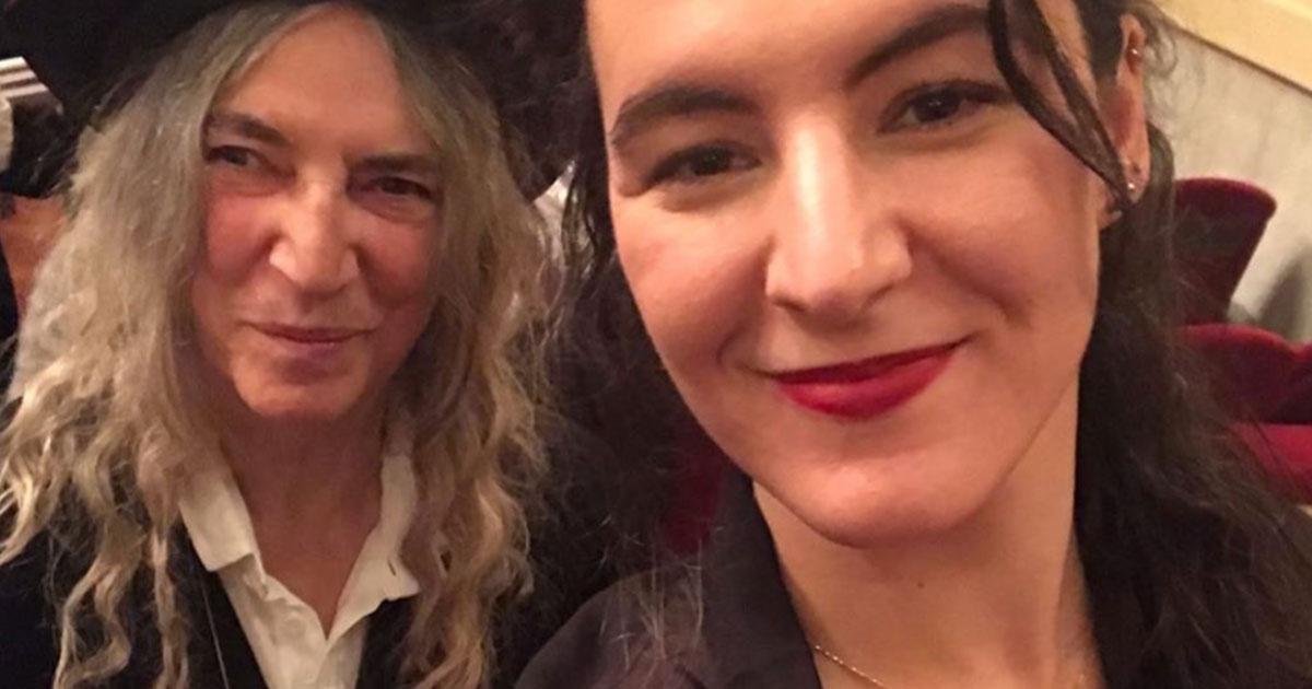 Patti Smith e la figlia Jesse: la loro performance speciale per l'Italia