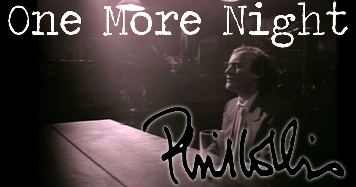 'One More Night':  la canzone d'amore di Phil Collins compie 36 anni