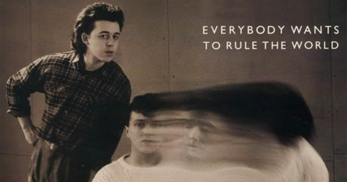 L'iconica 'Everybody Wants To Rule The World' dei Tears For Fears compie 36 anni