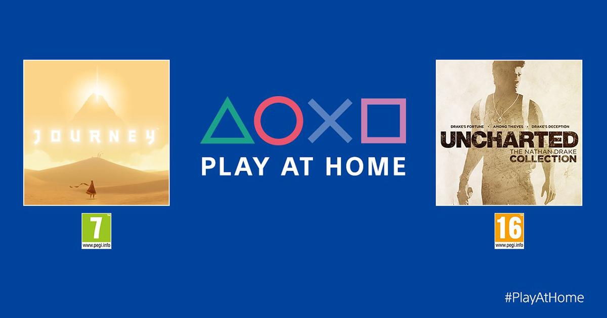 La campagna di PlayStation per far rimanere i gamer a casa funziona