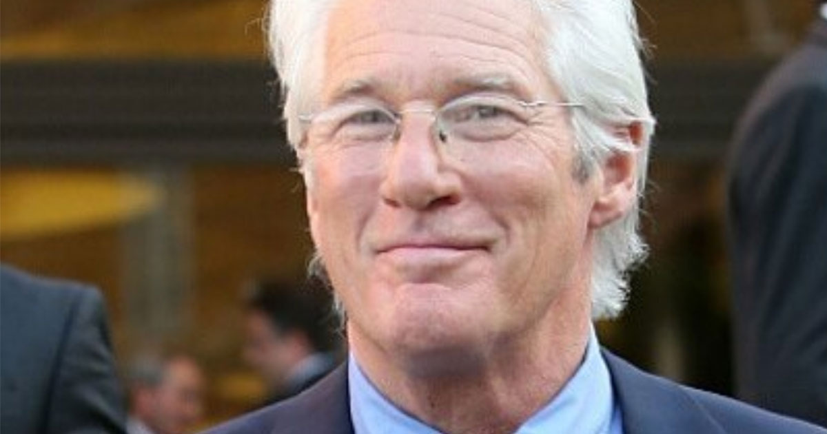 Richard Gere Papa