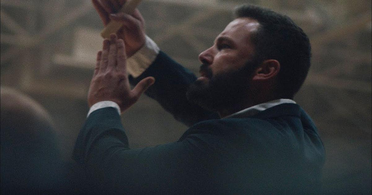 'Tornare a vincere': l'intenso film con Ben Affleck arriva sulle piattaforme digitali