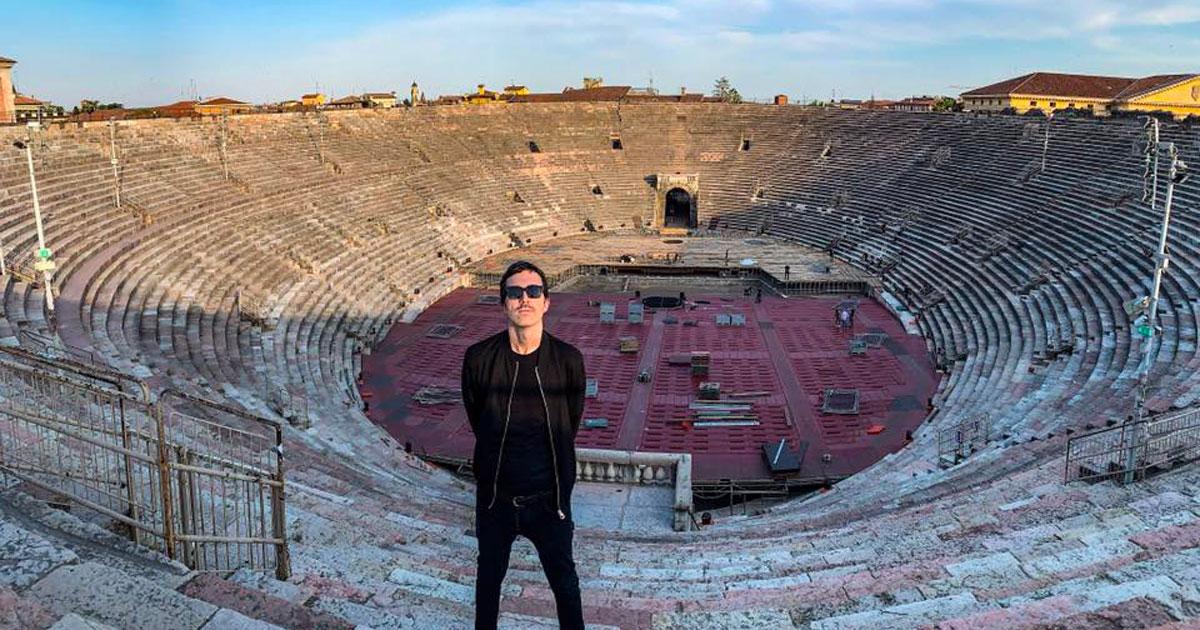 Eurovision 2020: Diodato canterà da solo nell'Arena di Verona