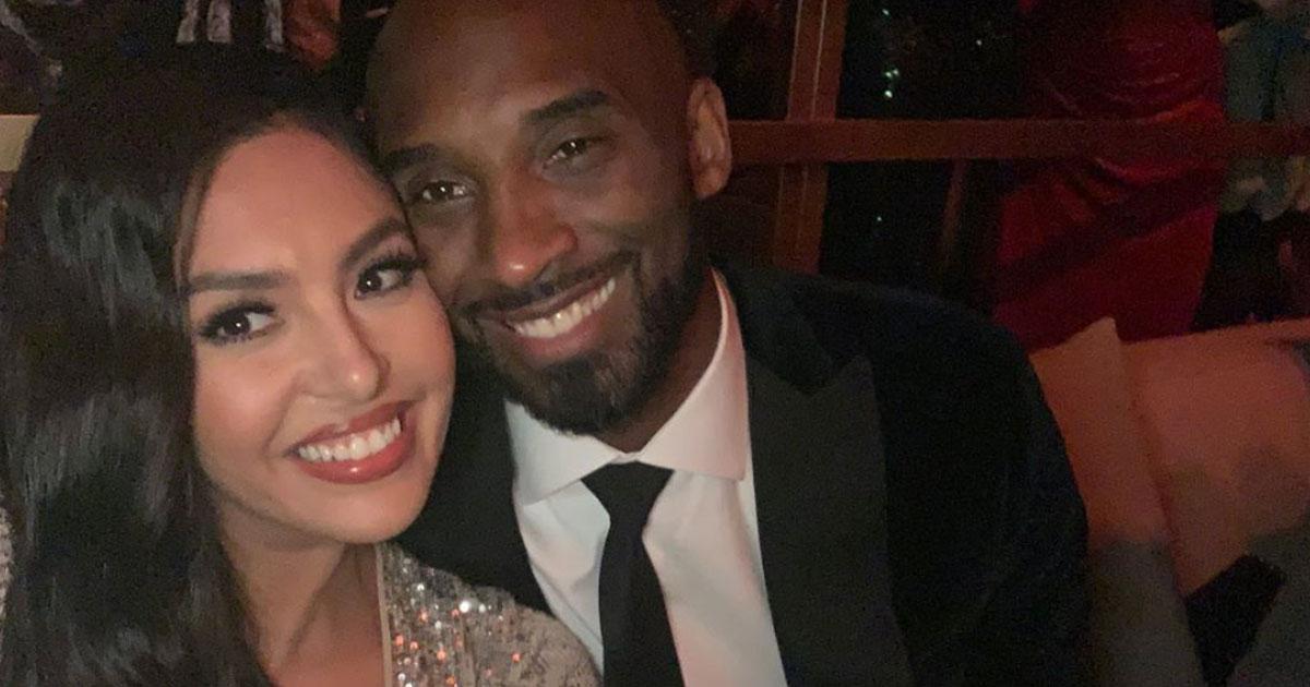 """L'ultima lettera di Kobe Bryant ritrovata dalla moglie Vanessa: """"all'amore della mia vita"""""""