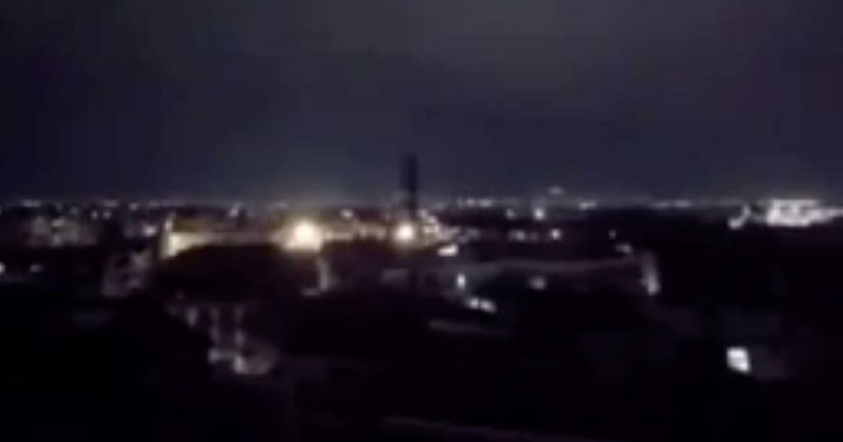 Terremoto a Roma: il video del forte boato che ha preceduto la scossa