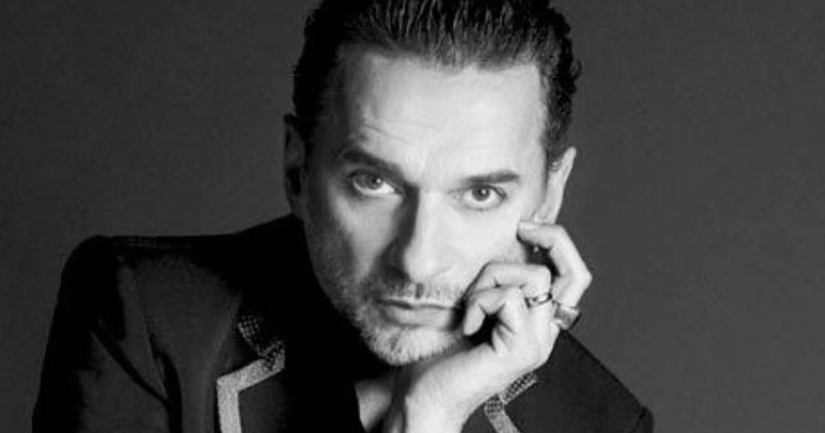 Auguri a Dave Gahan: il leader dei Depeche Mode festeggia oggi il suo compleanno