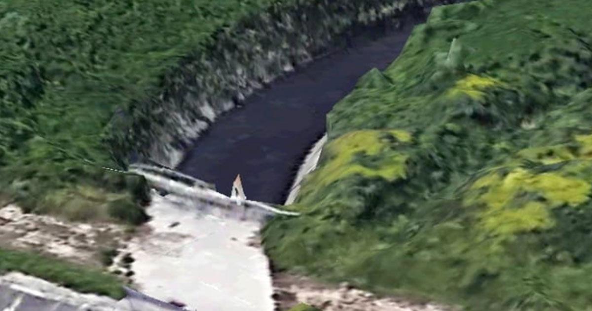 Fase 2: con l'allentamento del lockdown il fiume Sarno torna nero