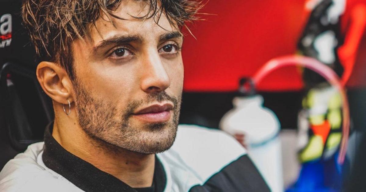 Andrea Iannone rompe il silenzio sulla crisi tra Belen Rodriguez e Stefano De Martino