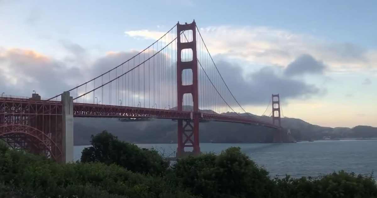 Golden Gate di San Francisco sta producendo dei rumori inquietanti: ecco perché