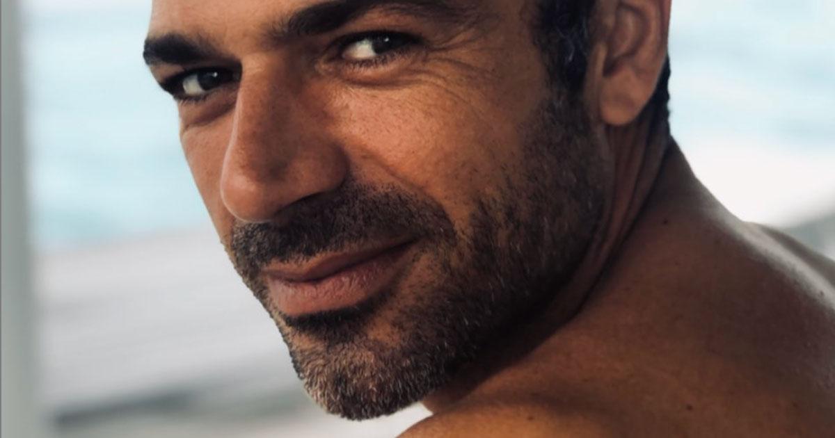 """Luca Argentero racconta le prime settimane da papà: """"Non sono mai stato così felice"""""""