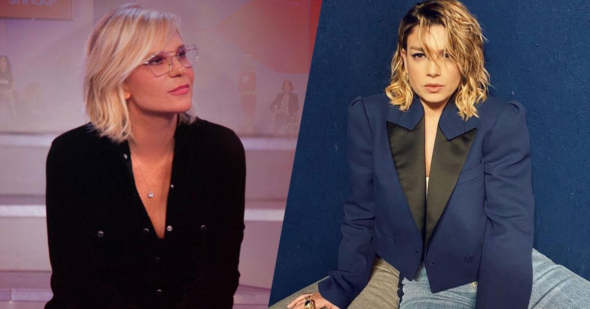 Emma a 'X Factor': ecco come ha reagito Maria De Filippi