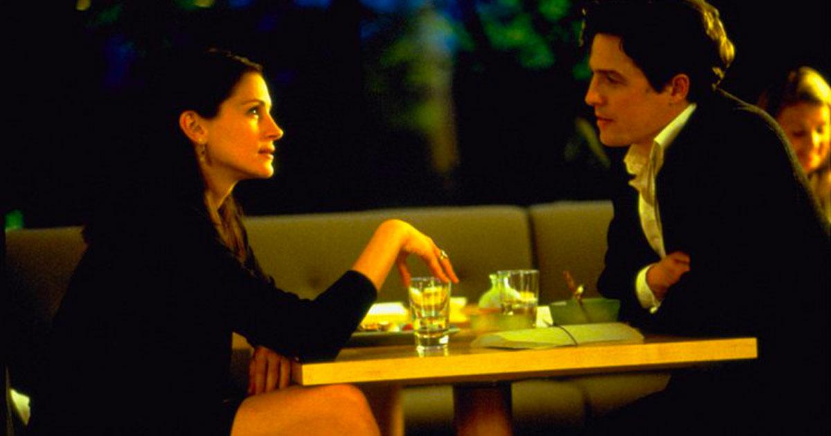 """Torna in tv """"Notting Hill"""", la commedia romantica più bella di sempre"""