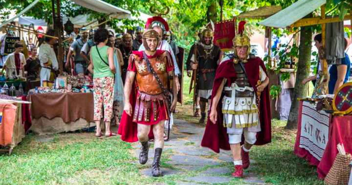 Roma World: il parco a tema dedicato agli antichi romani apre al pubblico