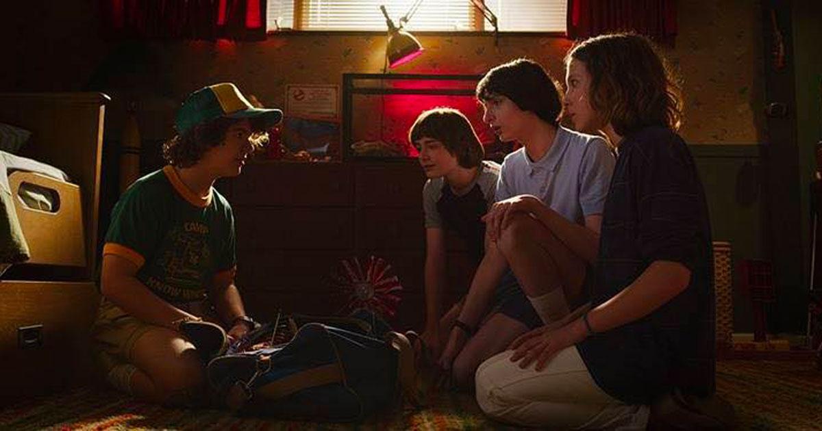 """""""Stranger Things"""": Gaten Matarazzo parla delle riprese della nuova stagione"""