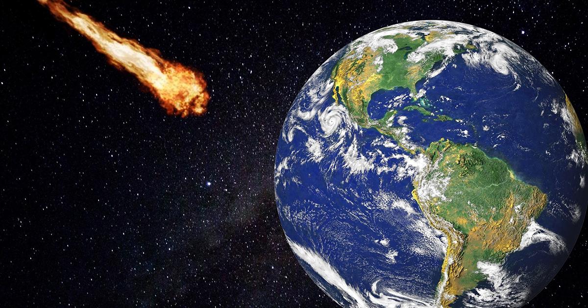 Un asteroide enorme nei cieli australiani