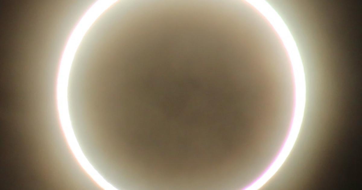 L'eclissi anulare del sole del 21 giugno sarà parzialmente visibile in Italia