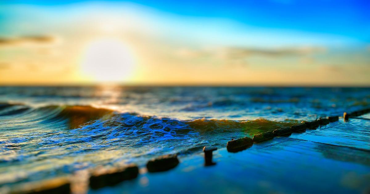 Arriva l'estate! Finalmente...il sole torna a splendere in tutta la penisola