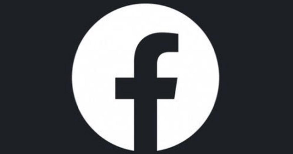 Facebook, in arrivo il dark mode sulle proprie app mobile