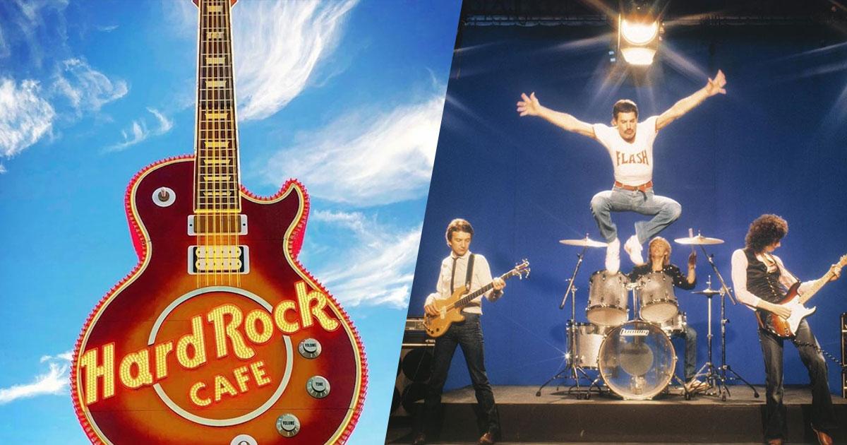 Hard Rock crea un collezione ispirata a Freddie Mercury per Pride 2020