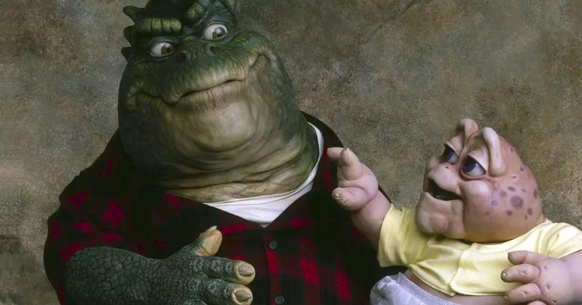 """'I Dinosauri"""": torna in tv la serie cult degli anni '90"""