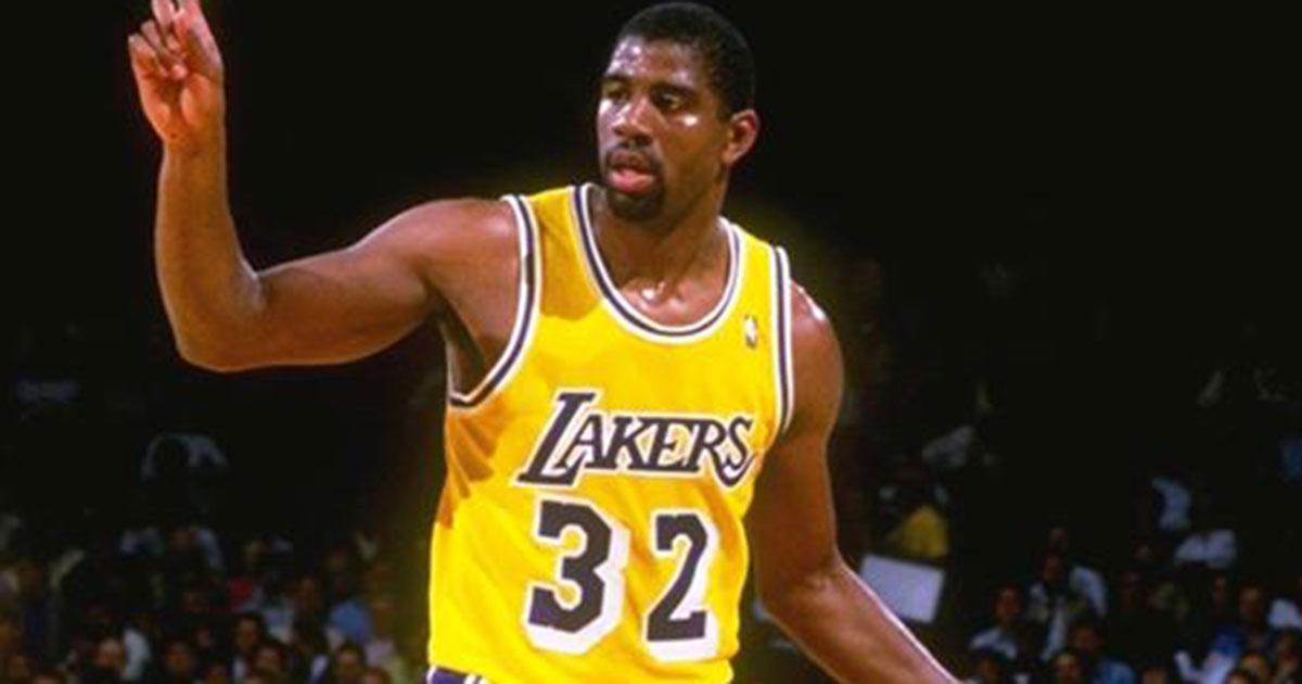 Non solo Michael Jordan: in arrivo la docuserie su Magic Johnson!