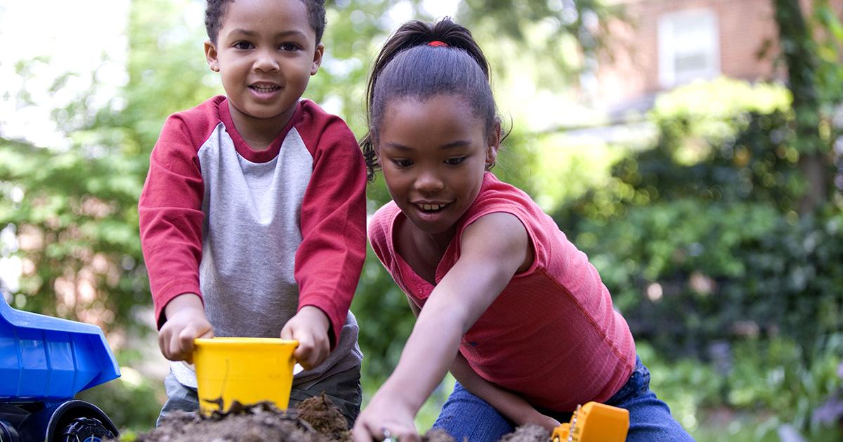 È il momento di pensare ai bambini: 50 spazi all'aperto per le loro attività