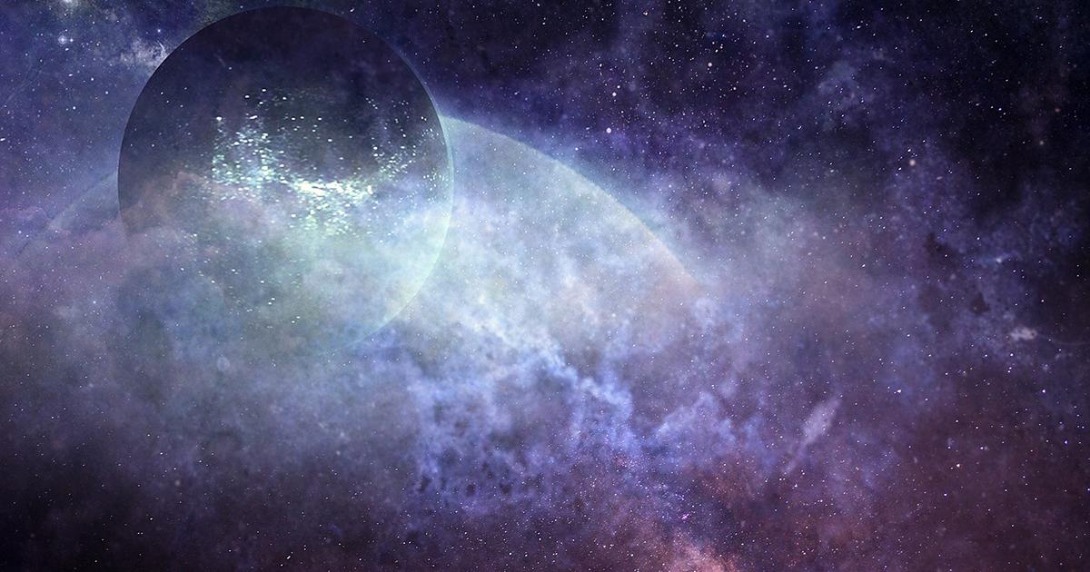Un oggetto misterioso è stato trovato nello spazio