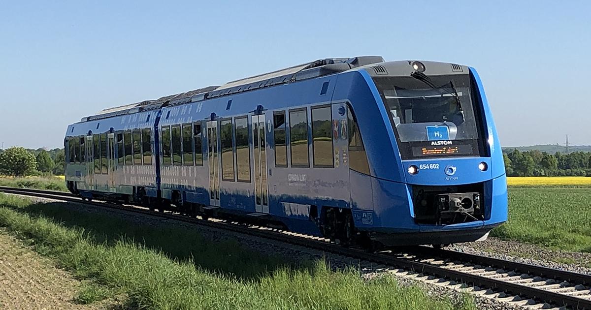 Il treno a idrogeno è una realtà. Nel 2021 arriverà in Italia