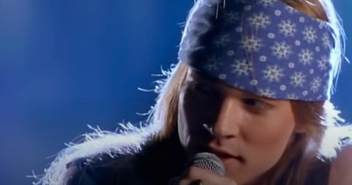 'Sweet Child o 'Mine' dei Guns N' Roses compie 32 anni