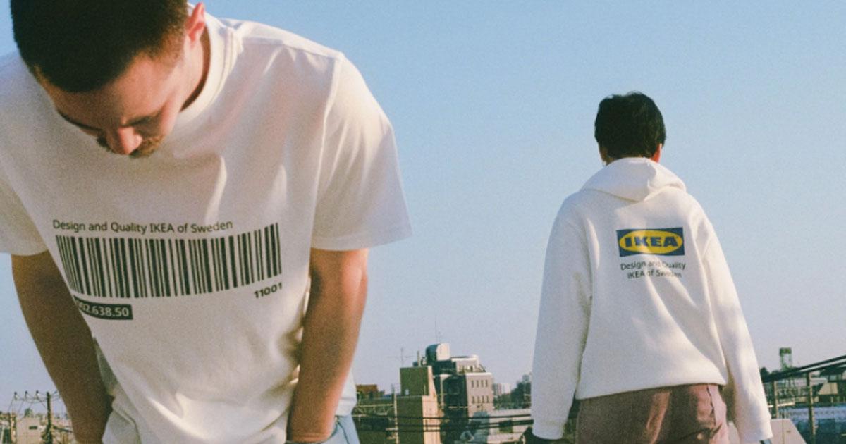 Ikea lancia la sua prima linea di felpe e di magliette: è già un cult