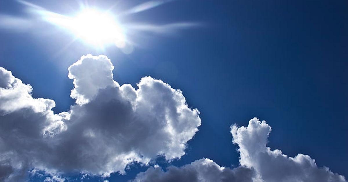 Meteo: tornano il bel tempo e le alte temperature, le previsioni per il weekend