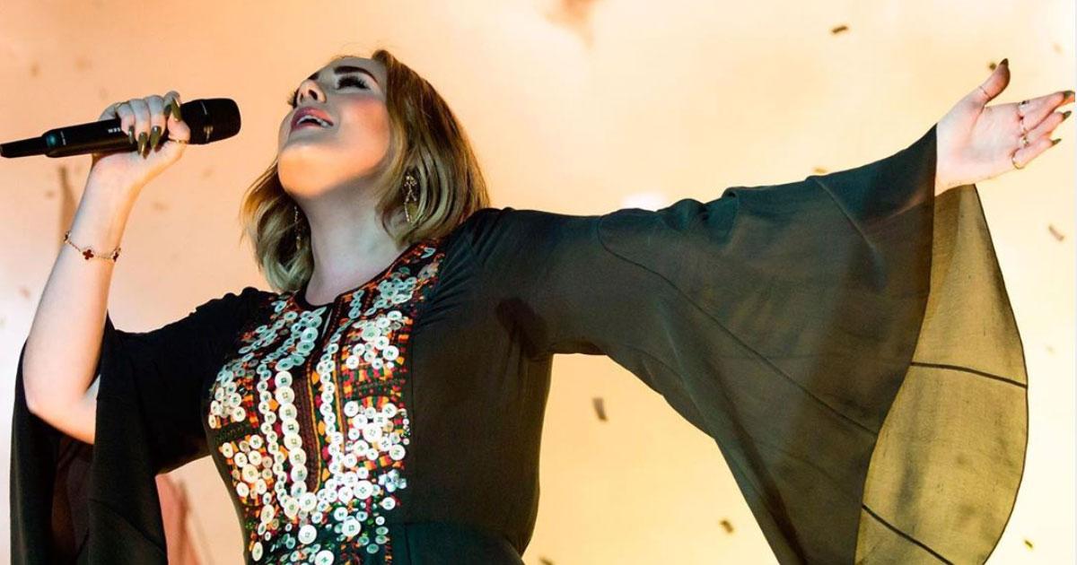 Adele torna a parlare dell'uscita del suo nuovo album