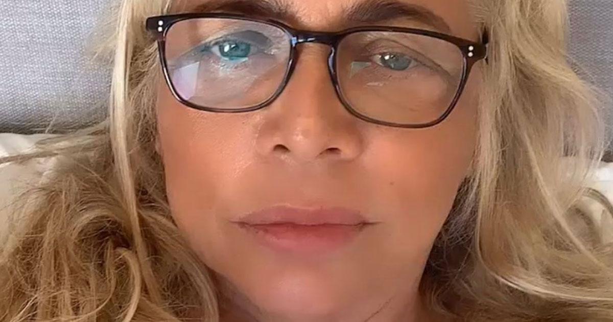Mara Venier è di nuovo caduta: ecco il suo racconto su Instagram