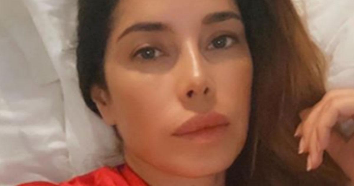 Aida Yespica: al rientro dalla Sardegna anche lei positiva al Covid-19