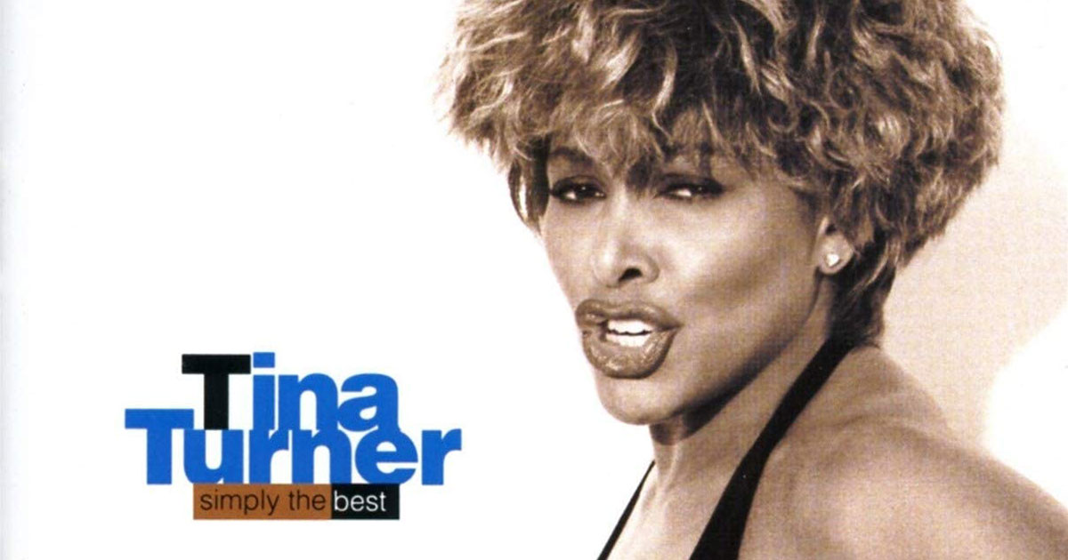 'The Best' di Tina Turner compie 32 anni