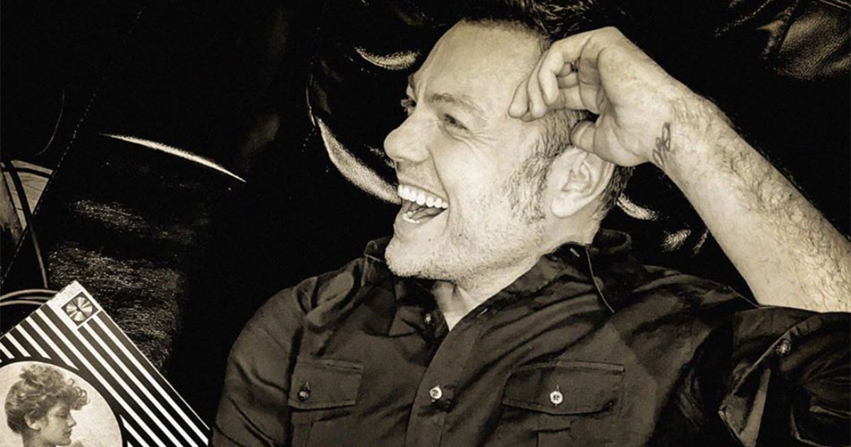 Tiziano Ferro canta 'Rimmel':la canzone di De Gregori è il primo singolo di 'Accetto Miracoli: l'esperienza degli altri'