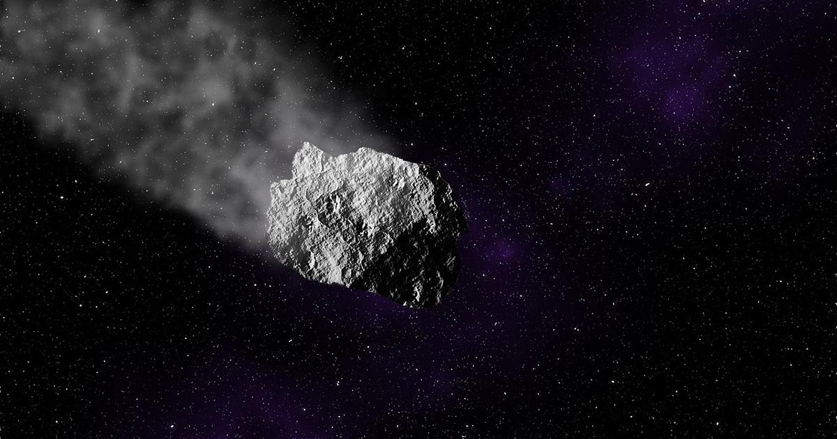 Un asteroide grande due volte un bus sfiorerà oggi la Terra