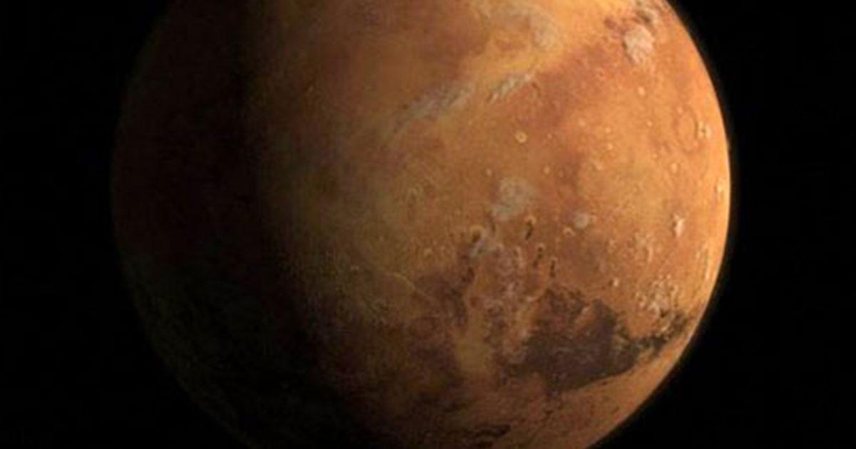 Marte: scoperti altri tre laghi grazie ad un team di ricercatori italiani