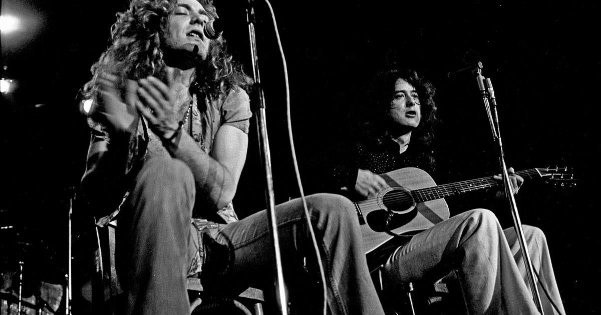 """""""Stairway to heaven"""" non è un plagio, i Led Zeppelin hanno vinto la causa"""