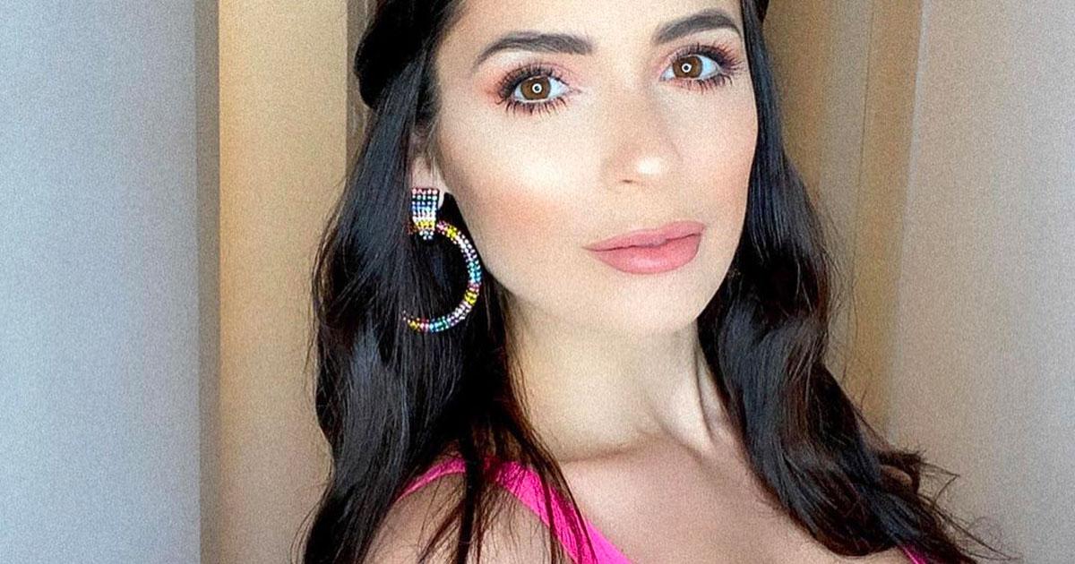 Sguardo seducente e curve pericolose, Alessia Macari fa innamorare i fan