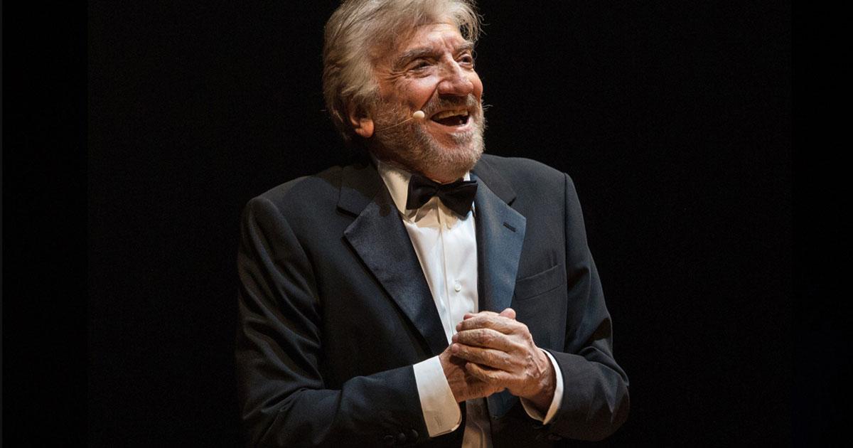 È morto Gigi Proietti, oggi compiva 80 anni
