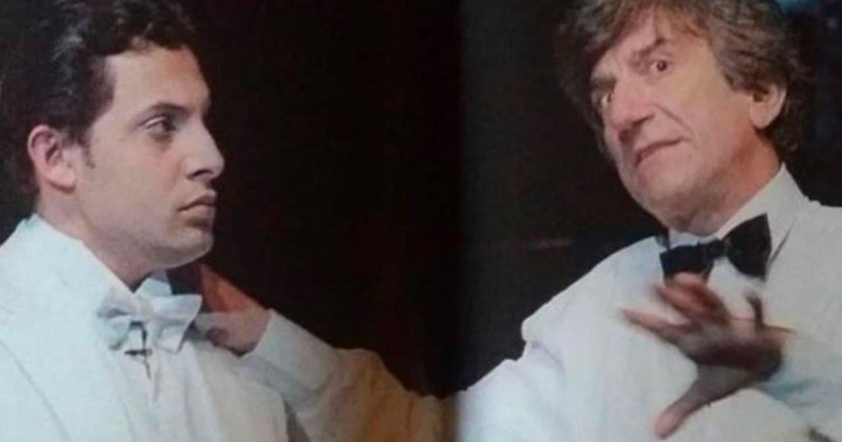 Addio Gigi Proietti: il commovente post di Enrico Brignano
