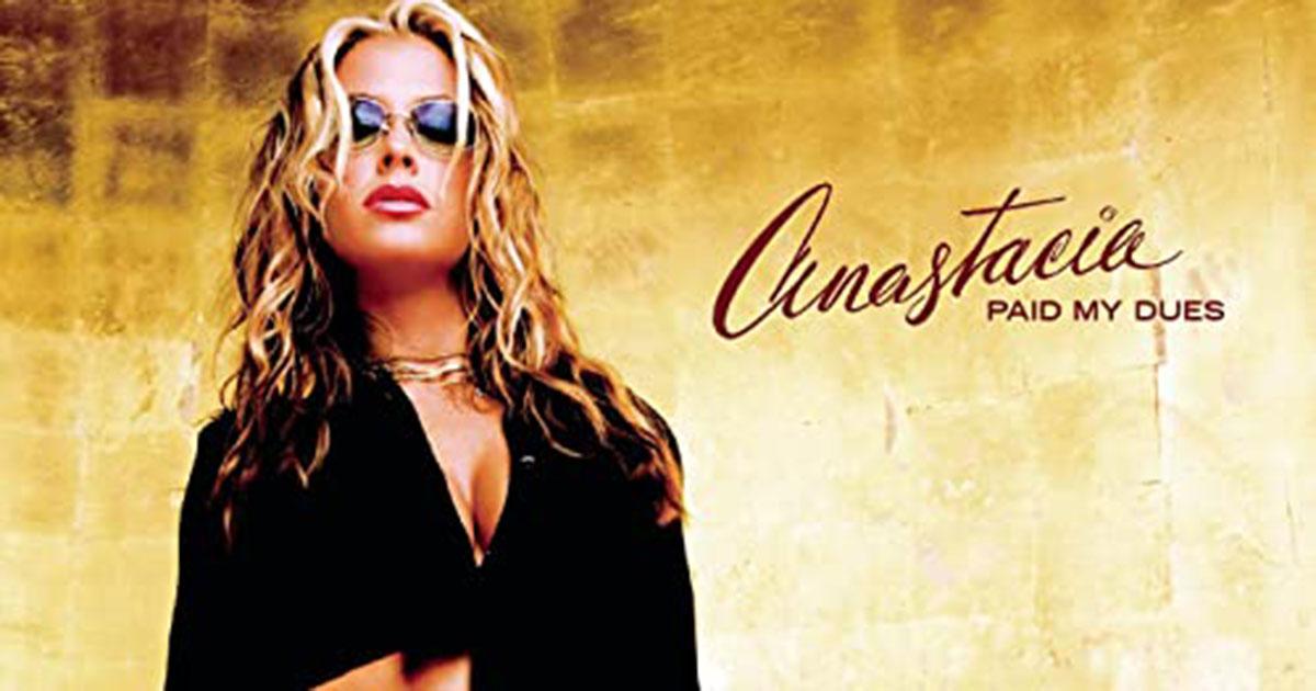 Anastacia: compie 19 anni la bellissima 'Paid My Dues'