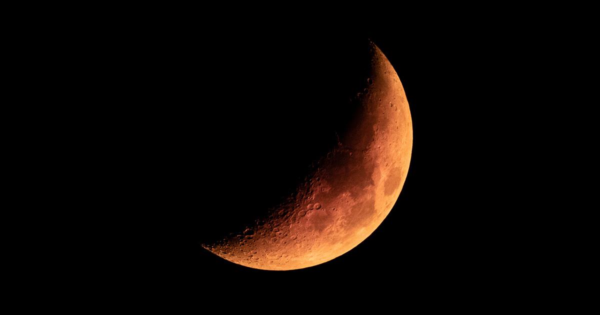 E' in arrivo l'eclissi penombrale della Luna del Castoro