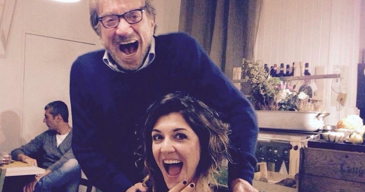 Gigi Proietti: l'omaggio della figlia Carlotta in ricordo del padre