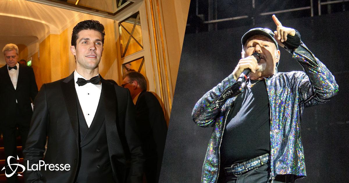 """""""Danza con me"""": Roberto Bolle e Vasco Rossi balleranno insieme a Capodanno"""