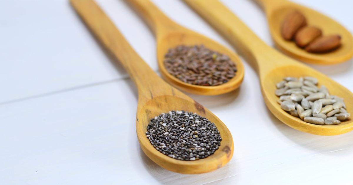 Ecco quali semi non dovrebbero mancare nella propria alimentazione