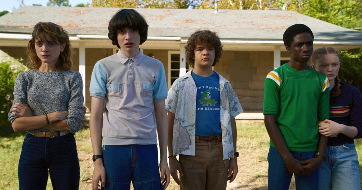 Il cast di Stranger Things gioca a Dungeons & Dragons in un video