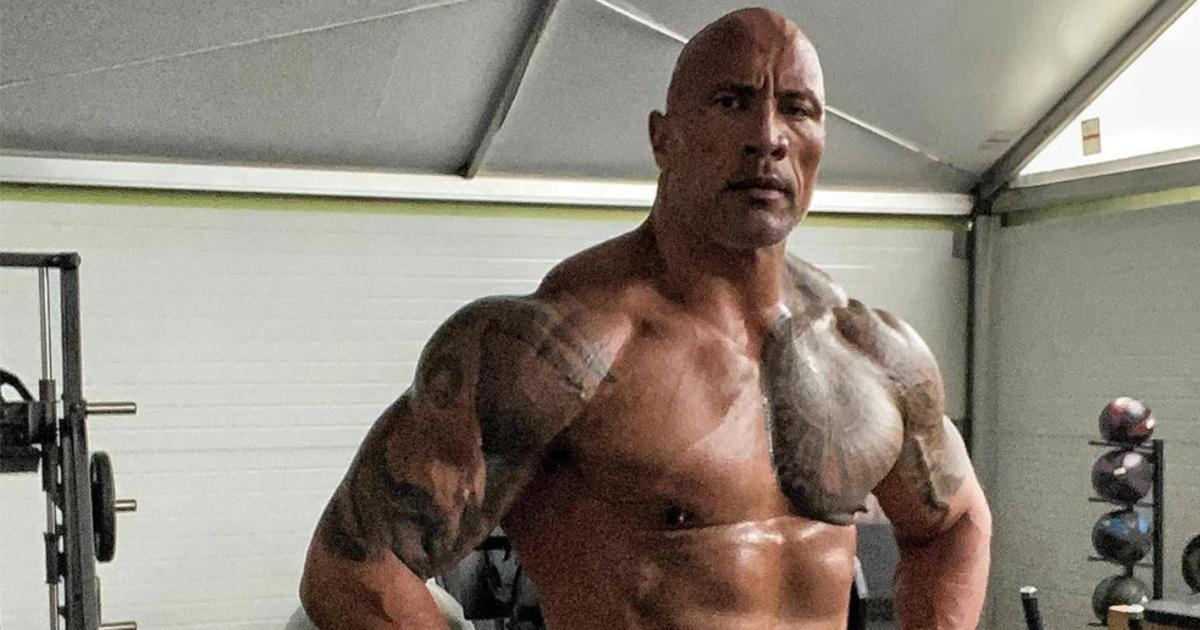 The Rock torna a fare il wrestler? Sì ma ad una condizione